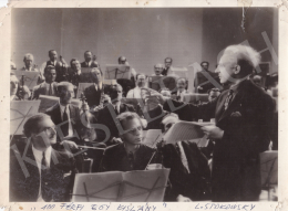 Unknown artist - Leopold Stokowsky and the Orchestra, 1937