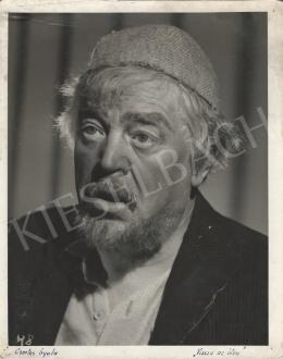 Inkey Tibor - Csortos Gyula a Vissza az úton c. filmben, 1940