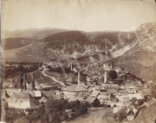 For sale Unknown artist - Travnik, c. 1885 's painting