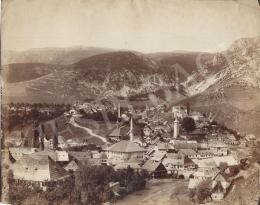 Ismeretlen fotós - Travnik, 1885 körül