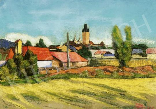 Pittner Olivér - Nagybánya   15. Aukció aukció / 143 tétel