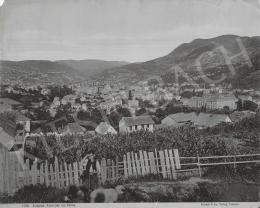 Ismeretlen fotós - Szarajevo (Panama von Gorica), 1885 körül