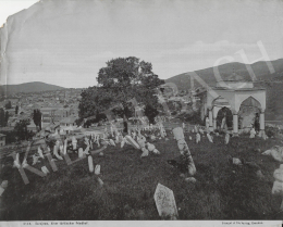 Unknown artist - Sarajewo (The Old Türkish Cemetery), c. 1885