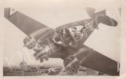 Ismeretlen fotós - Kulisszafotó a Budapesti Nemzetközi Vásáron, 1941