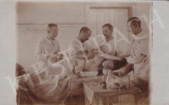 Eladó Ismeretlen fotós - Operáció, 1915 körül festménye