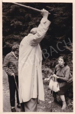Ismeretlen fotós - Ribillió (Drezda), 1960 körül