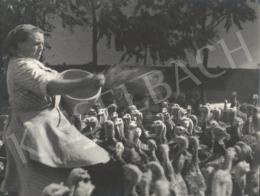 Szőllősy Kálmán - Etetés, 1960 körül