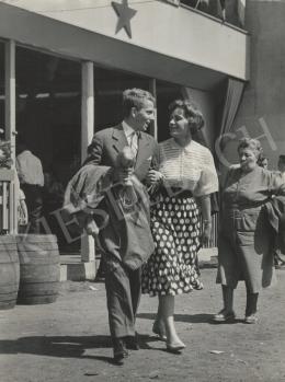 Szőllősy Kálmán - Enyelgők, 1960 körül