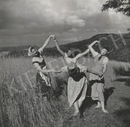 Szőllősy Kálmán - Körtánc, 1939 körül