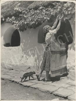 Szőllősy Kálmán - Édes szőlő, 1948 körül