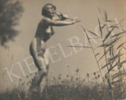 Szőllősy Kálmán - Tavaszi szimfónia (Akt), 1933-34