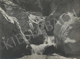 Szőllősy Kálmán - Akt a Békáspatakban, 1939