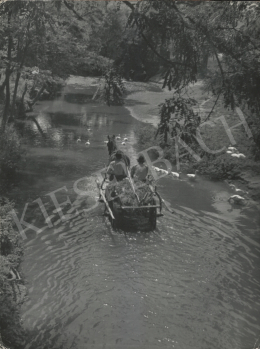 Szőllősy, Kálmán - Way Crossing the Brook, 1955
