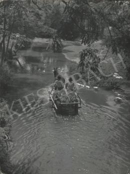 Szőllősy Kálmán - Út a patakon át, 1955