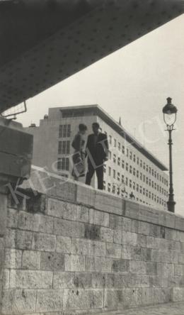 Szőllősy Kálmán - Randevú a Margit híd alatt, 1950-es évek