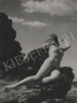 Szőllősy Kálmán - Szirén akt, 1938