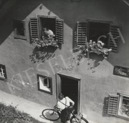 Szőllősy Kálmán - Udvarlás II., 1936