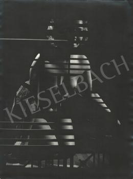 Szőllősy Kálmán - Akt tanulmány, 1940 körül