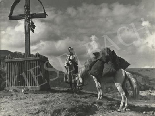 Eladó  Szőllősy Kálmán - Egy nehéz út végén, 1938-39 festménye