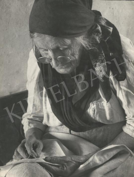For sale  Szőllősy, Kálmán - Sewing, 1948 's painting