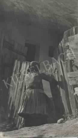 Szőllősy Kálmán - Öreg kapu, 1950-es évek