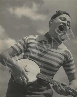Szőllősy, Kálmán - Apache, c. 1954