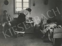 Szőllősy Kálmán - Esztena a Kárpátokban, 1939