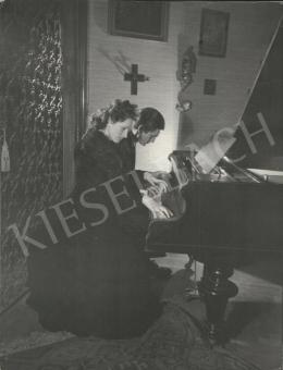 Szőllősy Kálmán - Négykezes, 1940 körül