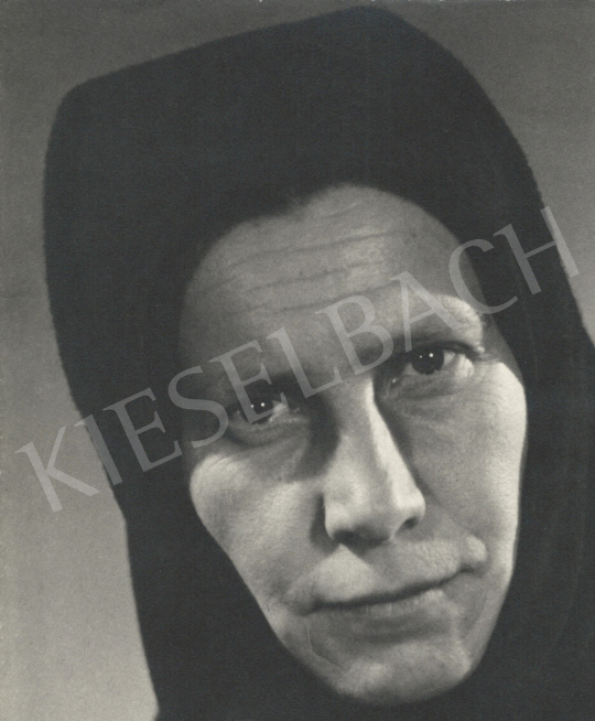 For sale  Szőllősy, Kálmán - Portrait of Countrywoman, c. 1948 's painting