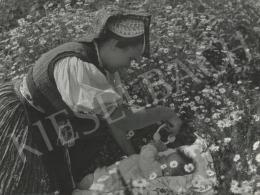 Szőllősy Kálmán - Anyaság, 1955 körül