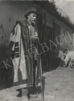 Szőllősy, Kálmán - The Shepherd, c. 1962