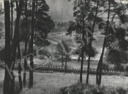 Szőllősy, Kálmán - Landscape at Bükk, 1954