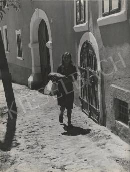 Szőllősy Kálmán - Napi kenyér (Szentendre), 1949 körül