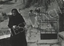 Szőllősy Kálmán - Fekete és fehér, 1950-es évek