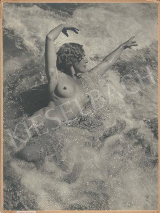 Eladó  Szőllősy Kálmán - Vénusz születése, 1938 festménye