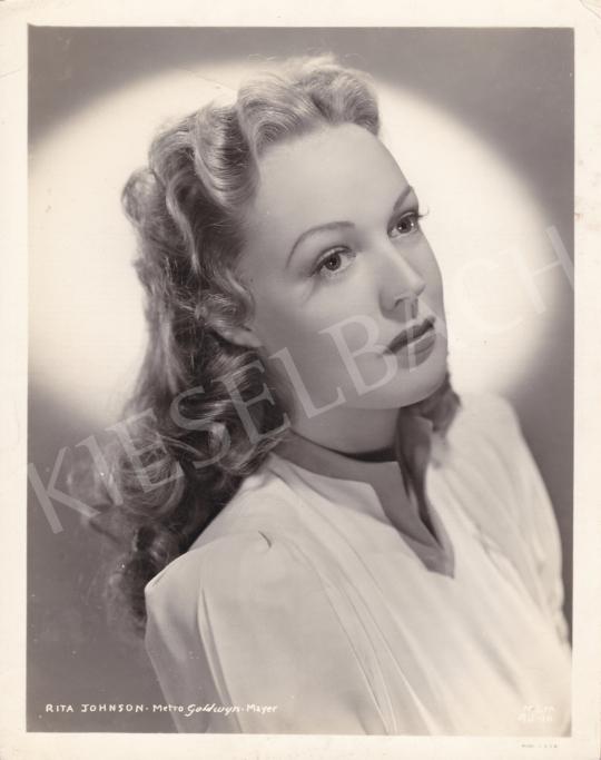 Eladó  Metro-Goldwyn-Mayer - Rita Johnson, 1939 körül festménye