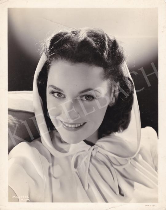 Eladó  Metro-Goldwyn-Mayer - Maureen O'Sullivan, Johnny Weissmuller partnere a Tarzan filmekben 1935. k. festménye