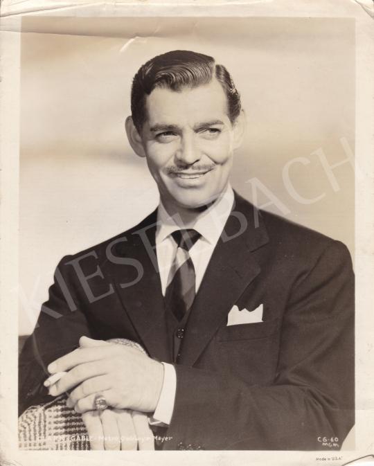 For sale  Metro-Goldwyn-Mayer - Clark Gable, c. 1939 's painting