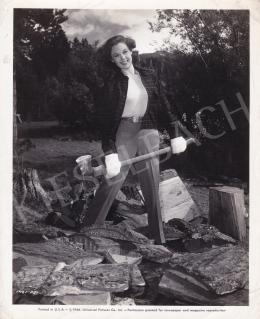 Universal Pictures Co. - Susan Hayward (Az aprító), 1946