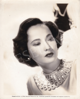 Universal Pictures Co. - Merle Oberon, 1946