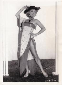 International News Photos - Amikor a babám rám mosolyog (Betty Grable), 1950 körül