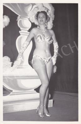 D. Esposto (International News Photos) - Táncoslány, 1949