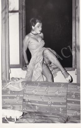 I., Boccarini (International News Photos) - Silvane Pampanini (A váratlan vendég), 1950 körül
