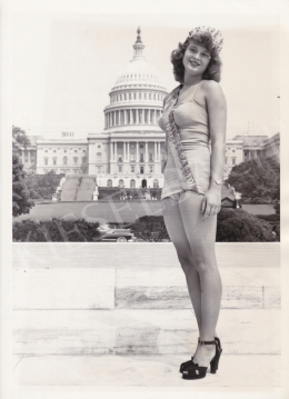 Al, Muto (International News Photos) - Miss Nation's Capital, 1949