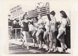 Snow, George (International News Sound Photos) - Unfair Movie Stars, 1949