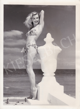 International News Photos - Miss Schwitzerland 1947