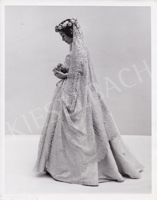 Eladó  Elliot, Steve (International News Photos) - Az 1840-es évek menyasszonya, 1950 körül festménye