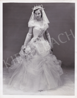 Elliot, Steve (International News Photos) - Brides thru Years - Dateless Bride, c. 1950