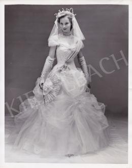Elliot, Steve (International News Photos) - Menyasszony, 1950 körül