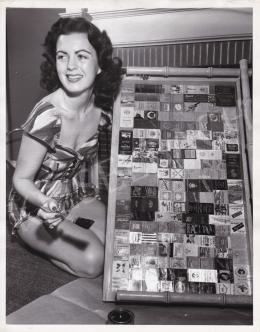 Cicero, Dave (International News Photos) - A gyűjtő (Sztárok világa), 1945 körül